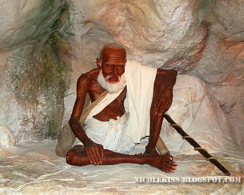 old beggar