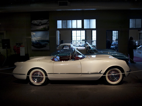 Chevrolet Corvette 1953 Roadster