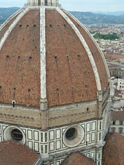View of Il Duomo from Campanile
