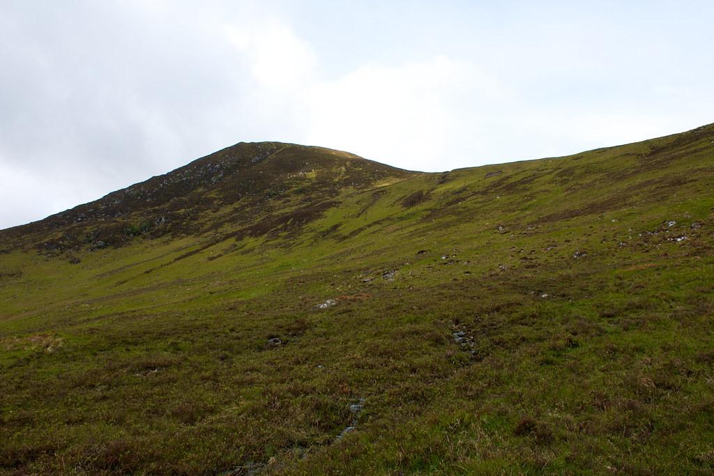 Ascent of Creag Ruadh