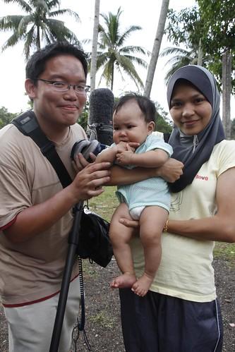Me and Baby Ira