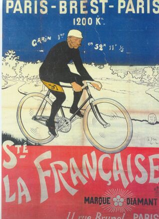 The Paris-Brest-Paris bike ride is the oldest surviving regular cycling event. Photo: fixedgear/Pete