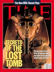 Ramses II on the cover of the time (Kodak Agfa) Tags: people history media egypt cover magazines timemagazine egyptians coverboy