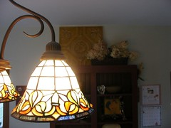 Stained Glass Light
