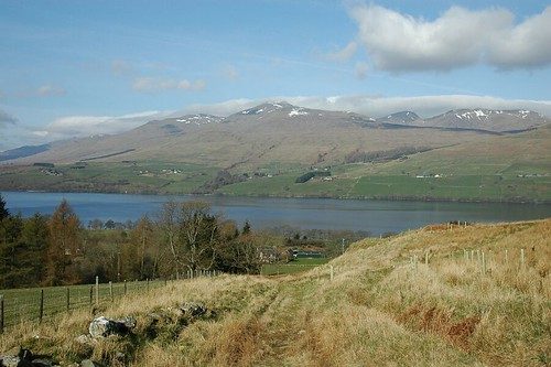 Around Loch Tay