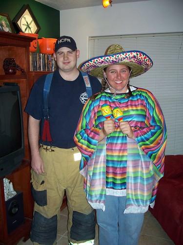 Sandy and Josh