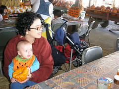 Silveyville Pumpkin Patch w/ Mom