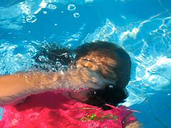 Diving (prouser12) Tags: light sea color cute art beautiful swimming swim wonderful amazing cool nice nikon focus shot good great dive diving kuwait  q8 artphoto voluntary kuwaity    supershot vwc q80  q8y aplusphoto kuwaitphoto  kvwc kuwaitartphoto kuwaitart kuwaitvoluntaryworkcenter
