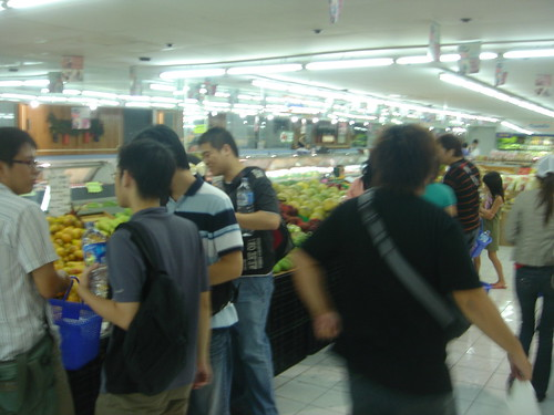峇里島的超市
