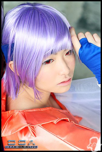Ayame Cosplay par Enchanted Collection