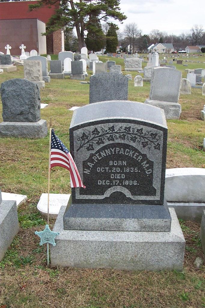 Nathan A. Pennypacker M.D., Civil War Physician