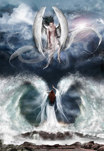 angels by King-Fahim.