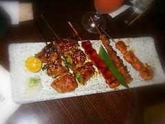 什錦串燒盤