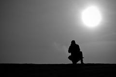 Photographer in Action (mgratzer) Tags: winter shadow sun silhouette fog photography fotograf photographer photograph sonne schatten snapper kontur umriss tinestone showonmysite