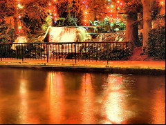 San Antonio RiverWalk (bruce c eichman photography) Tags: county christmas water fountain rio night sanantonio del river dark photography san downtown texas nocturnal tx c bruce paseo after antonio hdr riverwalk sanantonioriver bexar eichman allrightsreserved myfirsthdr bceichman02 anawesomeshot diamondclassphotographer flickrdiamond onlythebestare bruceceichmanphotography top20texas bestoftexas