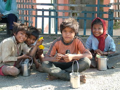Dehli street children (miacat63) Tags: children dehli