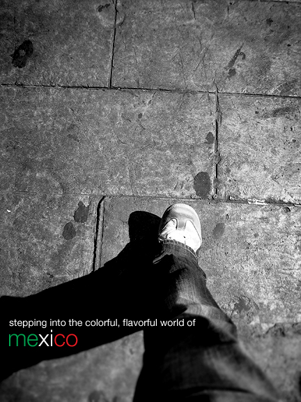 Stepping into Mexico