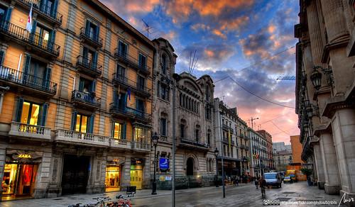 Portal de l'Àngel - Barcelona