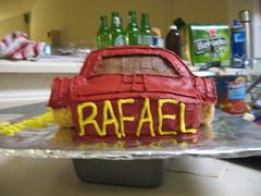 (caignacio) Tags: cake racecar birthdaycake customcake racecarcake kidscake