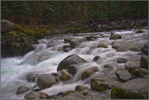 Lynn Creek , North Vancouver