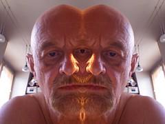 Troisime oeil (bis) (klauspers) Tags: self inner meditation wisdom awareness consciousness innerlight thirdeye transcendance transduality