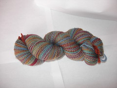 Dublin Bay sock yarn 3