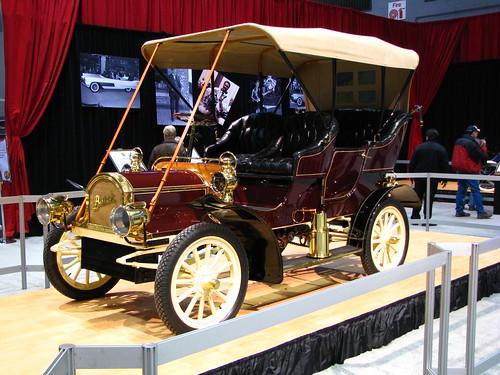 1905 Buick Model C Touring Car