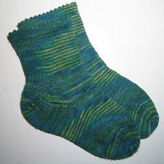 Greenlake Temptation Socks
