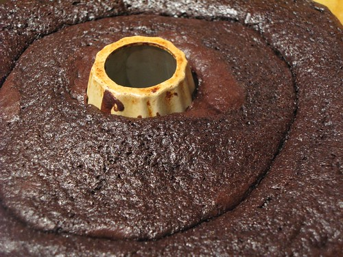 Suzanne Goin's 70's Chocolate  Bundt Cake