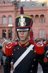 Marcial (carlos_ar2000) Tags: portrait argentina soldier buenosaires uniform martial retrato sable formation sabre saber plazademayo cavalry soldado uniforme formacion smorgasbord marcial grenadier caballeria granadero carlosredondo mywinners abigfave credondo carlosalbertoredondo carlosaredondo