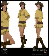 [MG fashion] Eva tunic (tan)