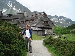 schronisko w dolinie piciu (sebar5) Tags: poland dolina tatry staww piciu