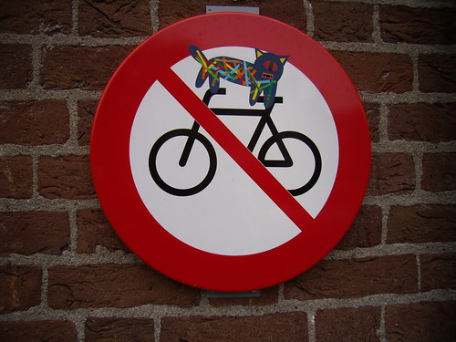 No Cats On Bikes