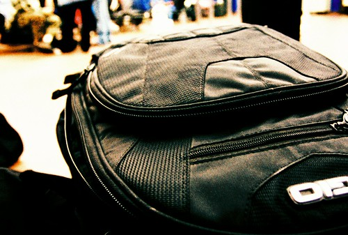 Bag in Station