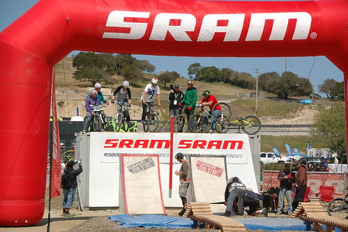 sram dual stunt