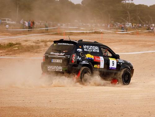 VII Enduro 4x4 ciudad de Melilla-Trofeo Hyundai, Crono 114