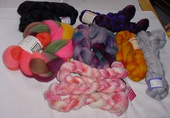 MD Sheep & Wool roving 2008
