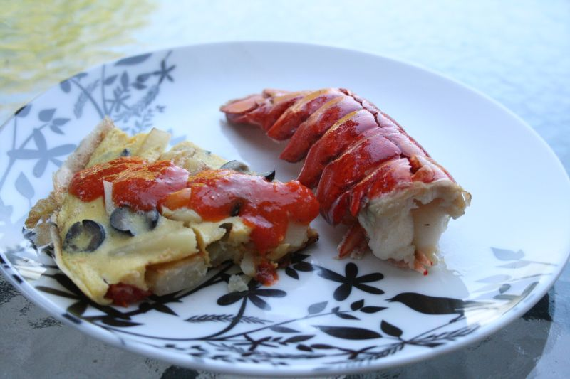 Canadian Wild Lobster Tail