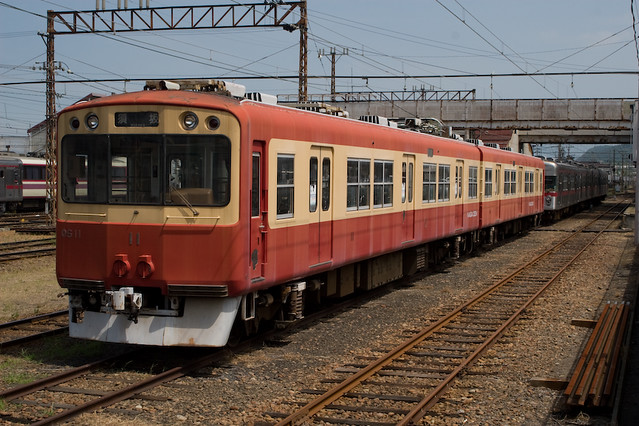 長野電鉄OSカー