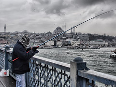 Fisherman in Turkey (arash_rk) Tags: turkey fisherman pars soe mellat diamondclassphotographer flickrdiamond  arashrazzaghkarimi  parsianpark