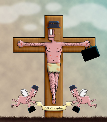 Mr Crucified