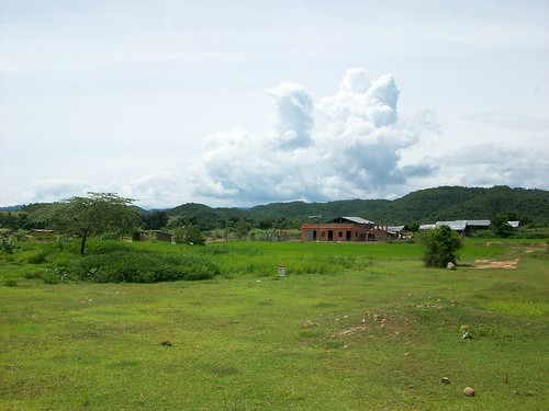 Flat scenery towards Mui Ne-1