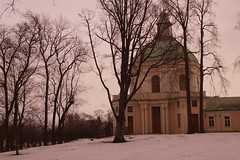 Neither Songs, Nor Laughter (Sergei P. Zubkov) Tags: oranienbaum february 2017 palace snow
