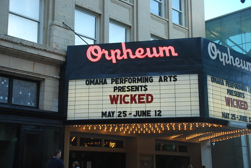 Wicked @ the Orpheum