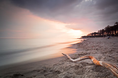 Alberese sunset (Simone Chierici_Boyetto) Tags: sunset color beach canon simone filter lee tuscany toscana spiaggia grosseto 1224 maremma imago 24105 alberese parcouccellina chierici boyetto 5diii