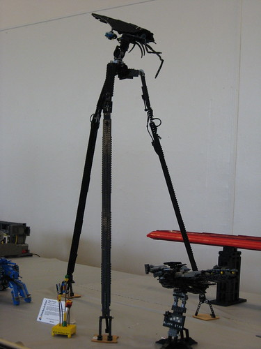 war of the worlds alien tripod. War of the Worlds Tripod by