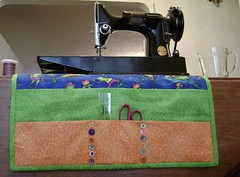 Sewing Machine mat/caddy