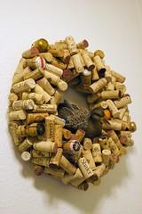 Cork & Duck Wreath