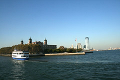 Leaving Ellis Island