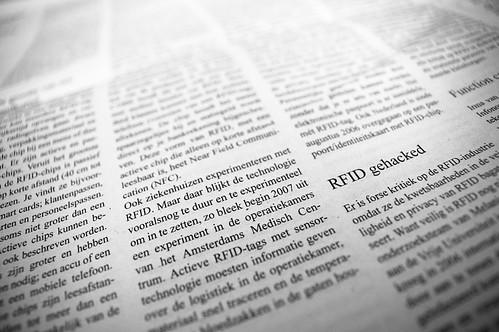 Nieuwe Media Cultuur in Nederland krant